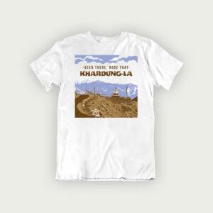 Khardunga La – T Shirt