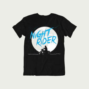 Night Rider – T Shirt