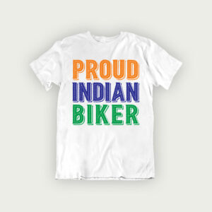 Proud Indian Biker – T Shirt