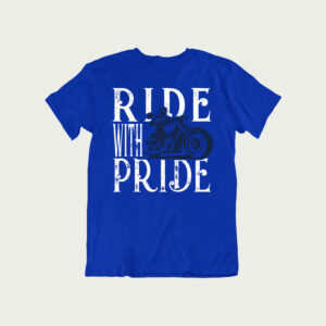 Ride with Pride – T Shirt