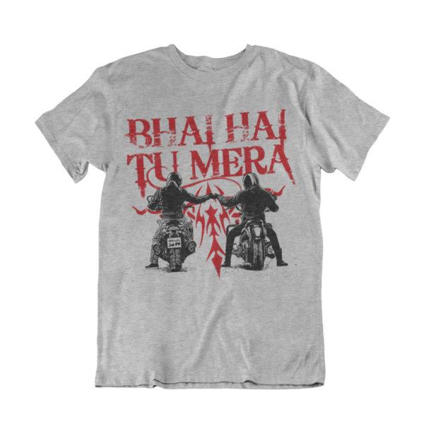 bike life t shirt, t-shirt bikers brotherhood, royal enfield t shirt, bullet t shirt biker