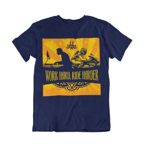 bikers t shirt, bike print t shirt, t shirts for mountain bikers,