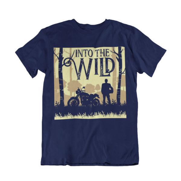 tshirt for bikers wild