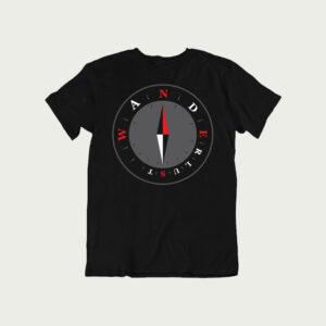 Wanderlust – T Shirt