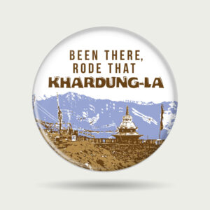 Khardunga La – Badge