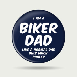 Biker DAD – Badge