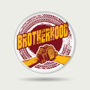 Brotherhood Riders – Badge
