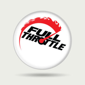 Full Throttle – Badge