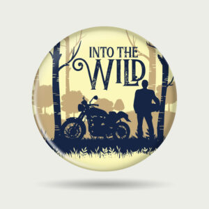 Into the wild – Badge