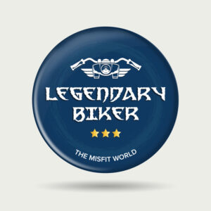 Legendary Biker – Badge