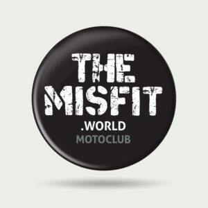 The MisFit Moto Club – Badge