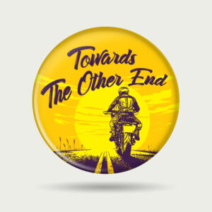 Towards the other End – Badge