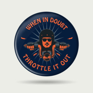When in doubt – Badge