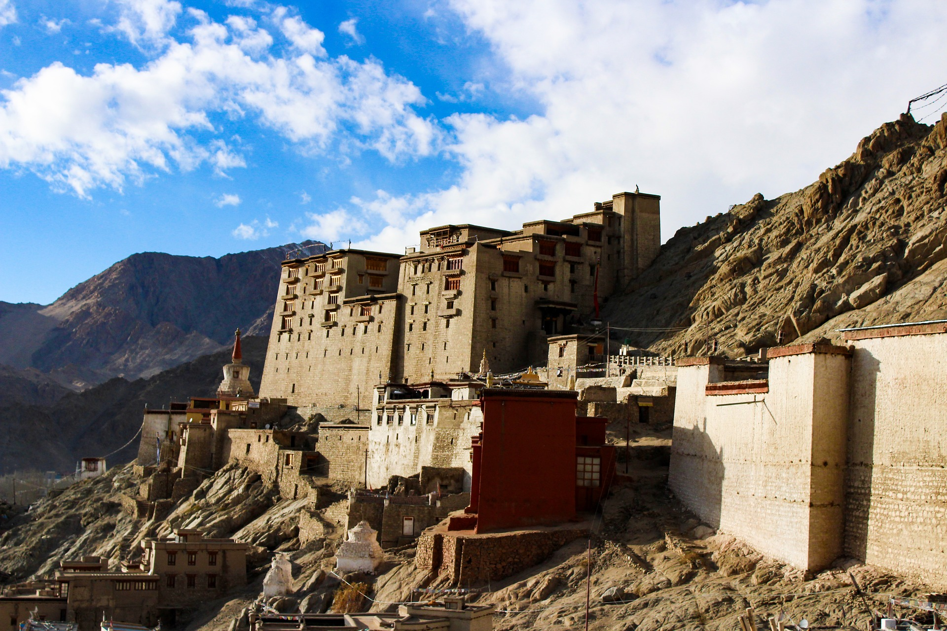 Places you must visit while on bike tour to Leh-Ladakh
