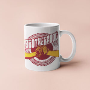 Brotherhood coffee mugs