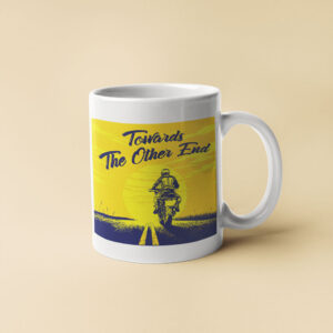 Towards the other End coffee mugs