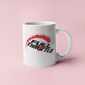 Full throttle – Coffee Mug