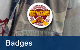 Badges for Bikers