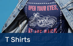 Tshirts for Bikers