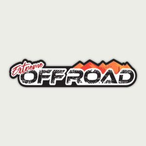 Extreme Off Road Rider – Sticker