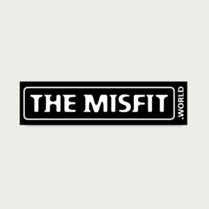 The Misfit World – Sticker