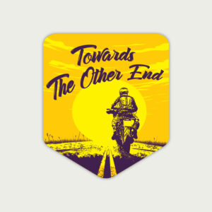 Towards the other End – Sticker