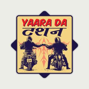Yaara Da Tashan – Sticker