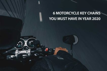 6 Motorcycle Key Chains you must-have in year 2020
