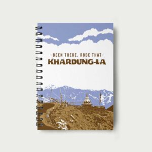 Khardunga La – Notebook
