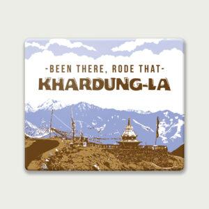 Khardunga La – Mouse Pad