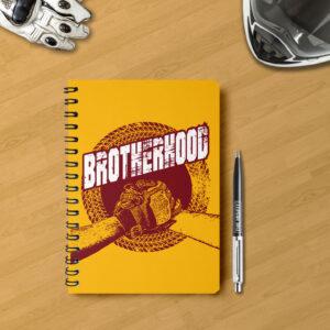 notebook for biker