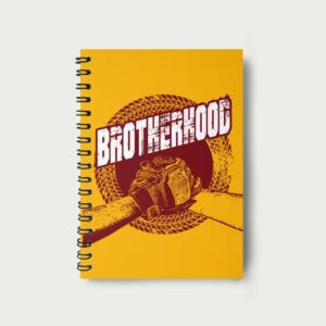 Brotherhood – Notebook