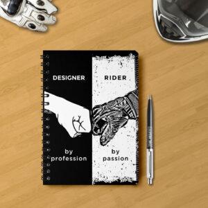Notebook Motorbike