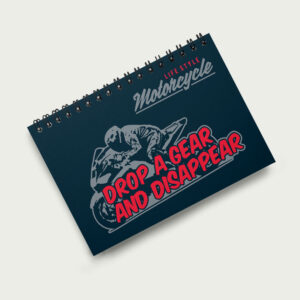 Drop a Gear and Disappear – Notebook
