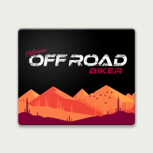 Extreme Off Road Rider – Mouse Pad