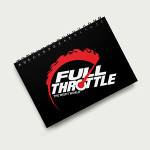 Full throttle – Notebook