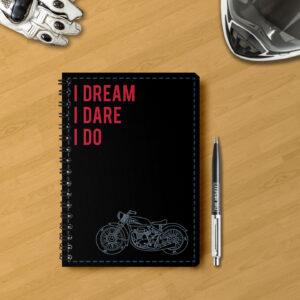 moto notebook