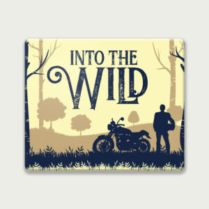 Into the wild – Mouse Pad