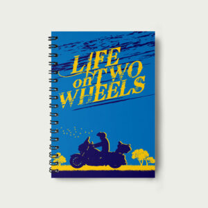 Life on two wheels – Notebook