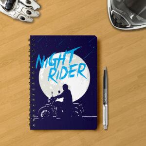 biker notebook