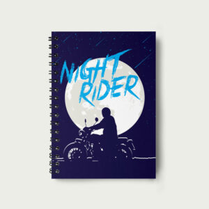 Night rider – Notebook