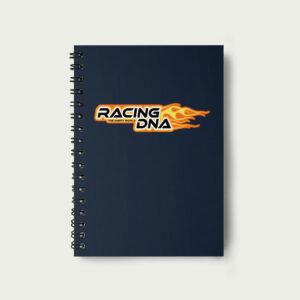 Racing DNA – Notebook