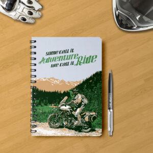 Motorbike - Notebook