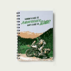 We call it ride – Notebook