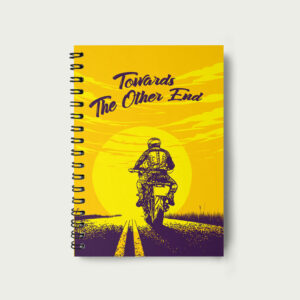 Towards the other End – Notebook