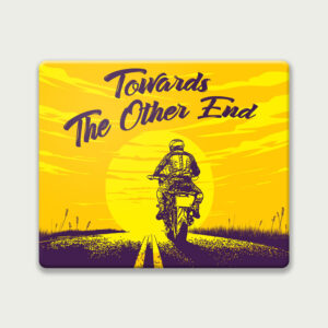 Towards the other End – Mouse Pad