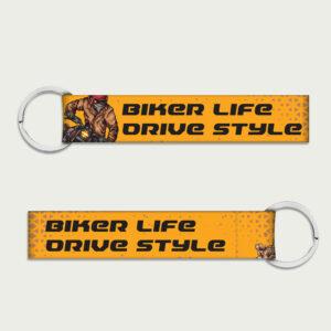 Biker Life Drive Style – Keychain