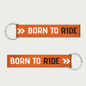 Born to Ride – Keychain