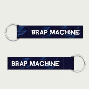 Brap Machine – Keychain
