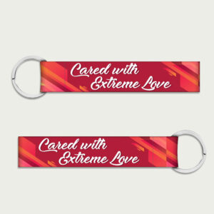 Cared with Extreme Love – Keychain